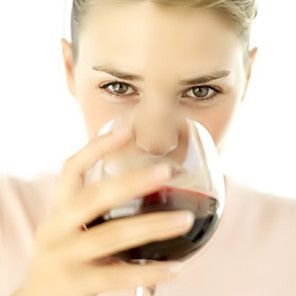 "Did you know that: ""one glass of wine"" a day is equivalent to one hour of exercise?"