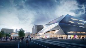 ¿Sabías que la nueva biblioteca de Edmonton tendrá un costo de $84.5 millones de dólares?