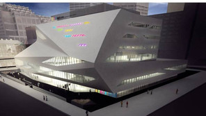 Did you know that the new Edmonton downtown library will cost of $84.5 million dollars?