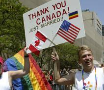 ¿Sabías que Canadá fue el primer país del Continente que legalizo las uniones matrimoniales gay?
