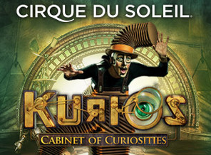 """¿Sabías que Circo de Soleil:""""Kurios"""" instalara su carpa en Calgary durante  Abril y Mayo 2015?"""