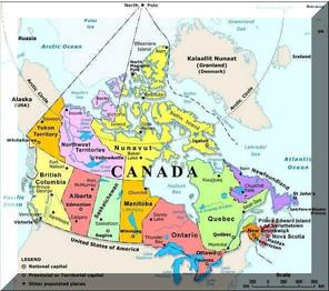 ¿Sabías que el territorio canadiense no le pertenece a sus ciudadanos?