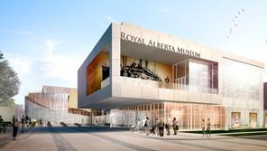 ¿Sabías que el nuevo Museo Royal de Alberta abrirá sus puertas  el 3 de octubre 2018?