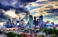 """Calgary por segundo año consecutivo reconocido como: """"La Quinta Mejor Ciudad del Mundo para Vivir""""."""