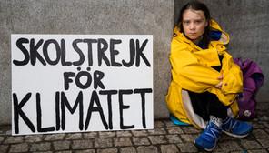 ¿Quién es Greta Thunberg?