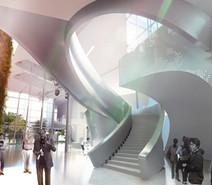 Con optimismo se anunció la finalización de la construcción del Museo Royal de Alberta.