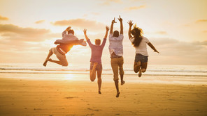 Did you know that there are three scientifically proven keys to being happy every day!