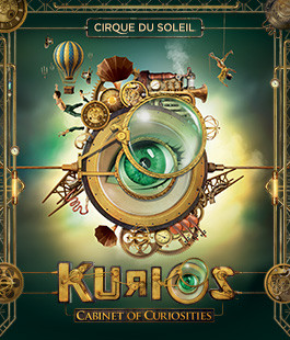 "Did you know thatCirque de Soleil, ""Kurios"" will be performing in Calgary during April and May 2015?"