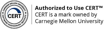 Authorized to Use CERT(TM) CERT is a mark owned by Carnegie Mellon University