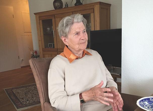 Bewohner Seniorenwohnsitz