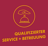 Qualifizierter Service Betreuung