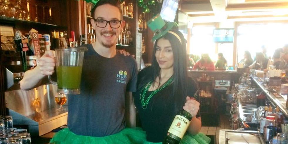 St. Patricks Day in July