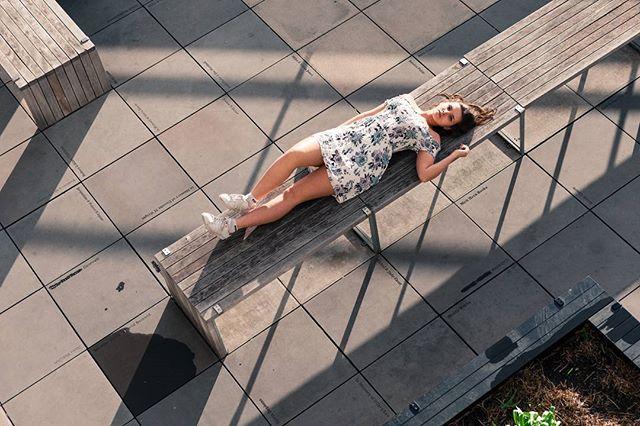 Dreaming of sunshine..