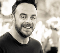 Ant McPartlin OBE in Chiswick