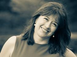 The author Daisy Goodwin