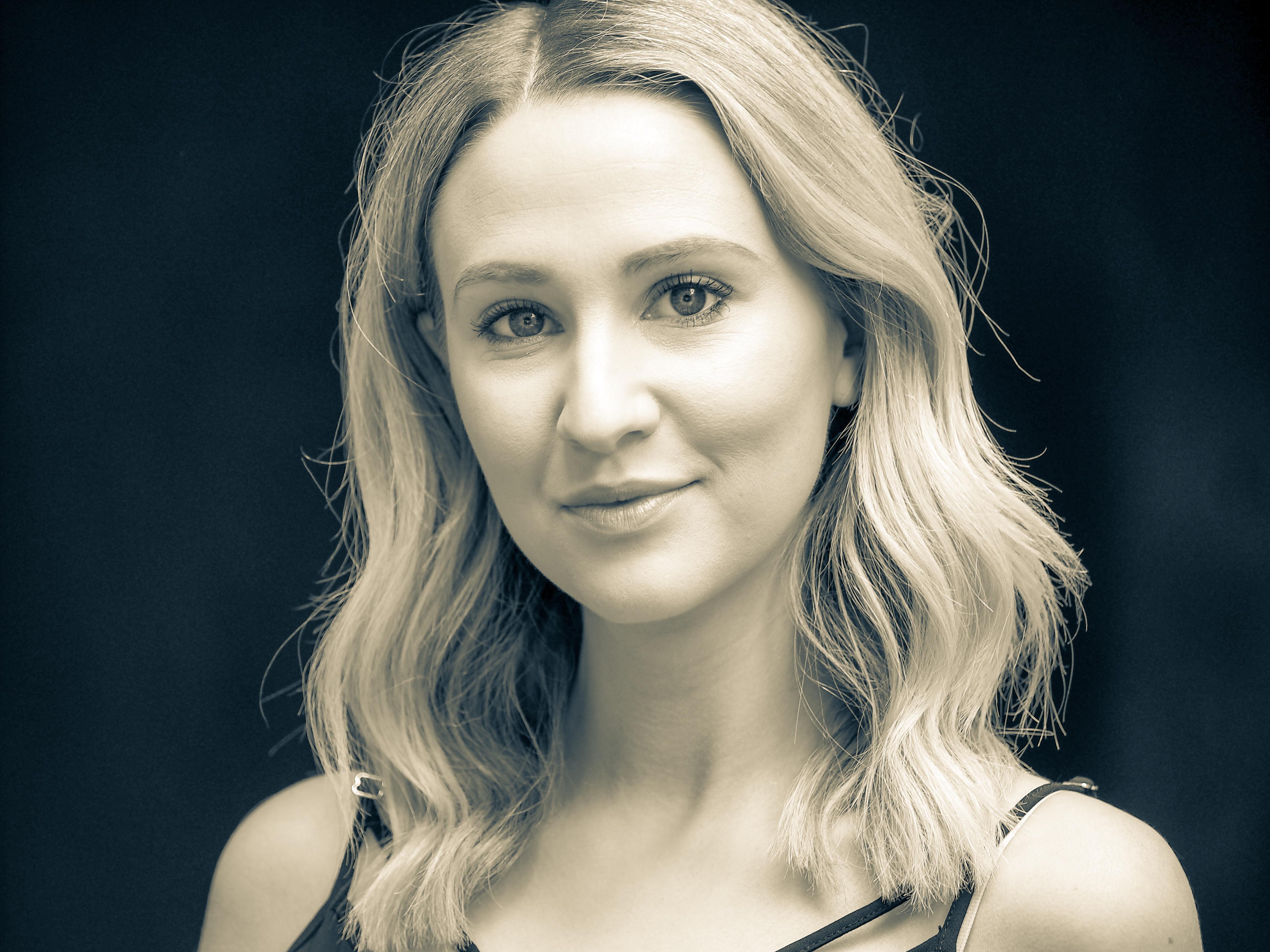 A portrait of Buffy