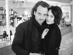Tuppence Middleton and Robert Fry