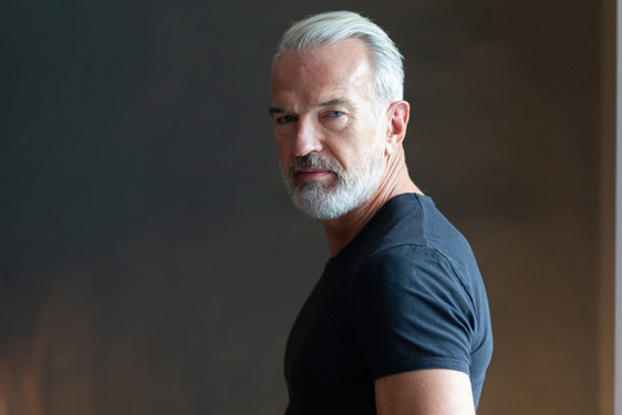 Hugo Headlam, model