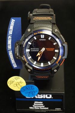 Featured Twin Sensor Watch