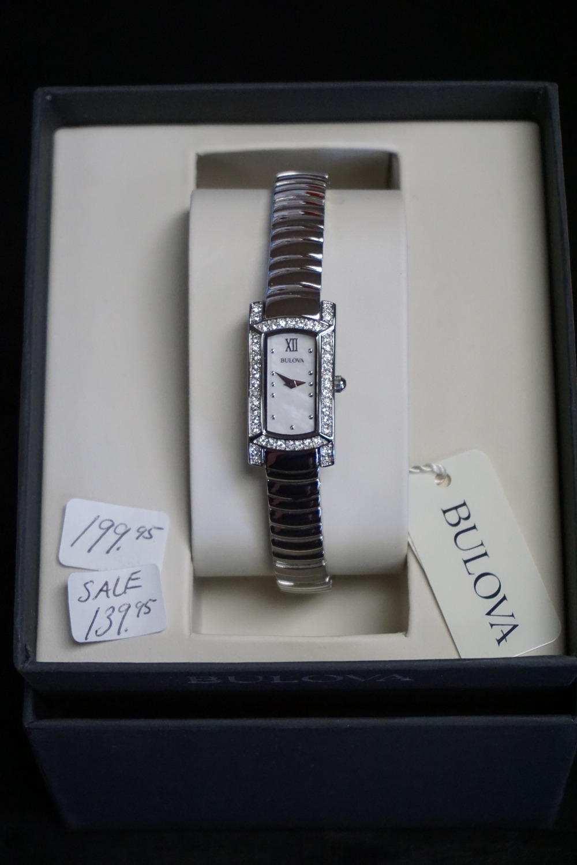 Featured Bulova Watch