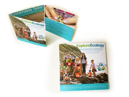 Explore Ecology Brochure