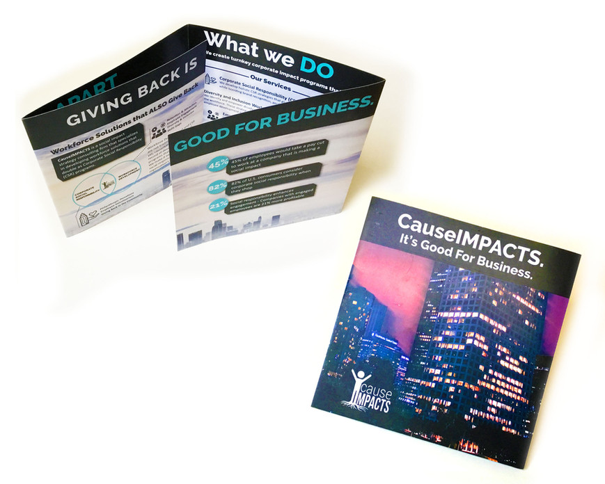 Cause Impacts Brochure