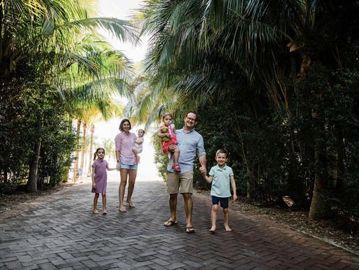Isla Bella Beach Resort | Florida Keys Family Portrait Session