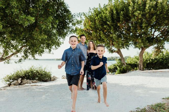 Hawks Cay | Symoniak Family