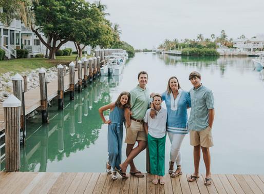 Hawks Cay Family Photography | Marathon FL Photographer