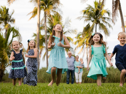 Tranquility Bay Family Portrait Photography