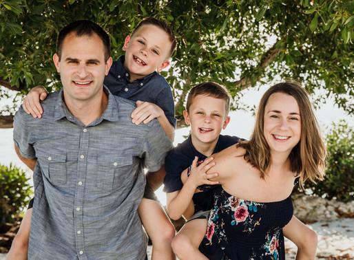 Family Photo Session | Hawks Cay Resort Photographer | Florida Keys Family Portraits