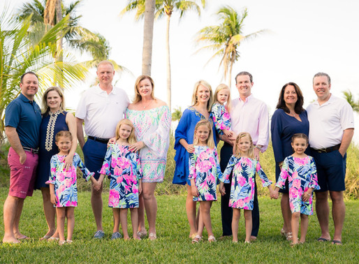Best Things To Wear For Florida Keys Family Portraits