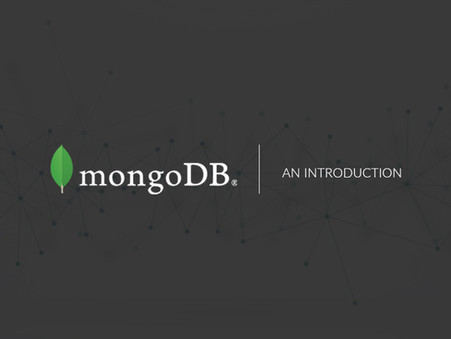 MongoDB: An Introduction