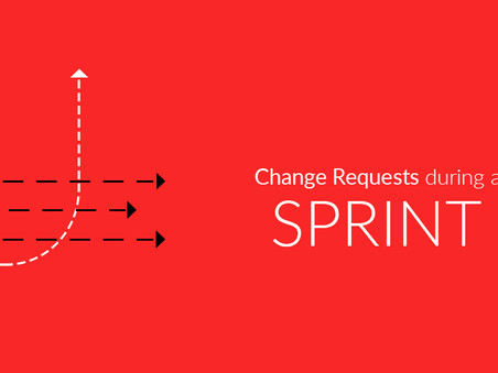 Change Requests During a Sprint