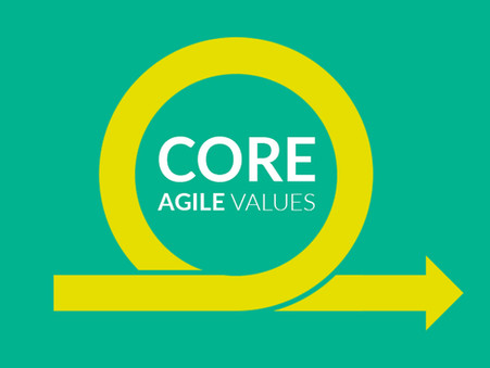 The Core Agile Values