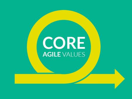 The Core Agile Values
