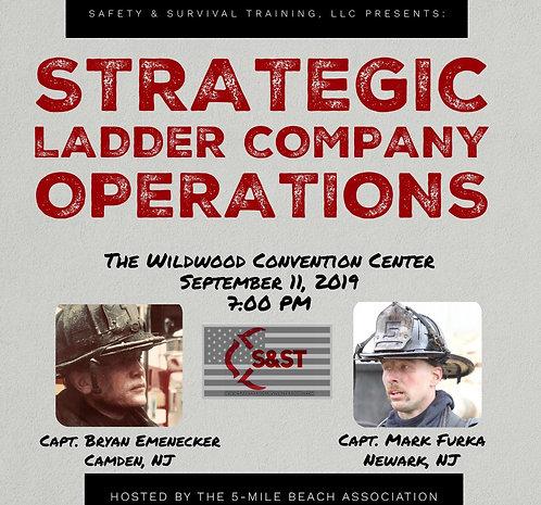 Strategic Ladder Ops