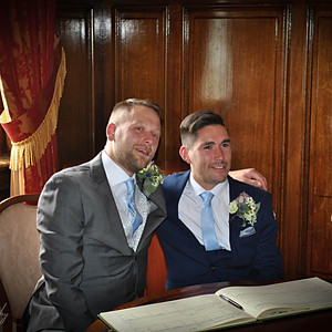 Mr & Mr Rowson-Codd