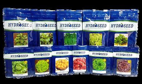 sementes hydroseed
