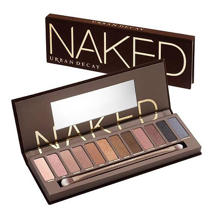 URBAN DECAY NAKED #1 眼影盤