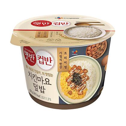 CJ 極品蛋黃醬雞肉蓋飯 233g