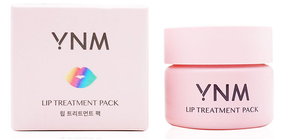 YNM Lip Treatment Pack 彩虹滋養修護唇膜 15g