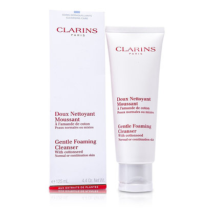 Clarins 中或混合性膚質洗面Gentle Foaming Cleanser Normal to Combination Skin