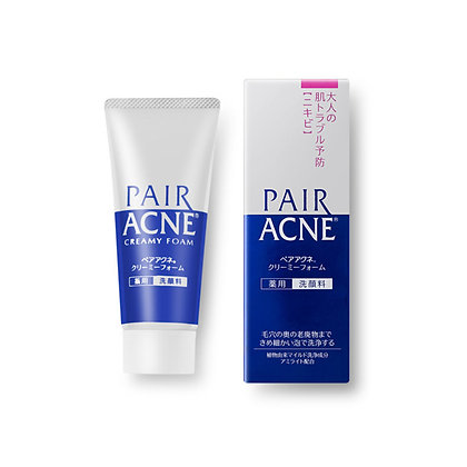 Pair Acne Creamy Foam獅王洗面奶