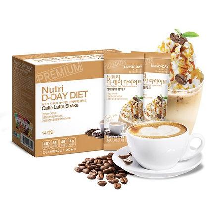 Nutri D-Day咖啡減肥奶昔代餐