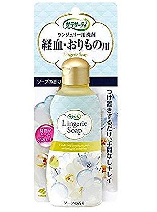 小林製藥 Lingerie Soap 經血清洗液