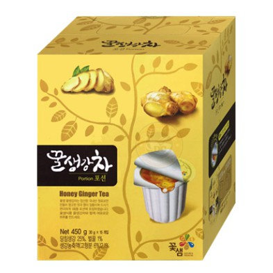 花泉 韓國蜂蜜薑茶 30g x 15 粒