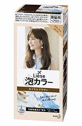 Liese Prettia 泡泡染髮劑 (皇家棕色)