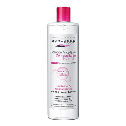 Byphasse 西班牙卸妝水Make Up Remover Solution 500ML