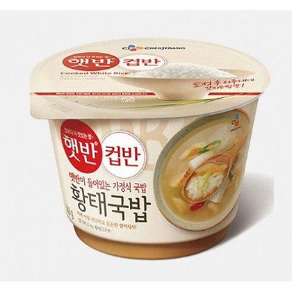 韓國 CJ Hwangtae Soup Rice CJ 黃太魚湯飯(170g)